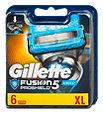 Gillette Fusion Proshield Chill Rasierklingen Vorteilspack
