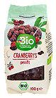 dmBio Cranberrys gesüßt