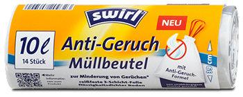 swirl Anti-Geruch Müllbeutel 10 Liter