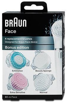 Braun Face Reinigungsbürsten Aufsatzmix