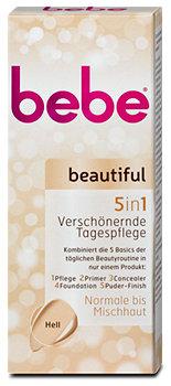 bebe beautiful 5in1 Verschönernde Tagespflege