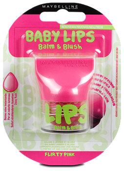 Maybelline Baby Lips Lippenpflegebalsam & Rouge