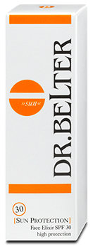 Dr.Belter »sun« [Sun Protection] Gesicht Elixier LSF 30