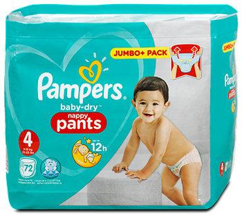 Pampers baby-dry Pants Gr. 4 (8-15 kg) Jumbo Pack