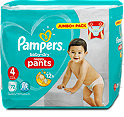 Pampers baby-dry Pants Gr. 4 (8-15 kg) Jumbo Pack