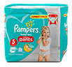Pampers baby-dry Nappy-Pants Gr. 5 (12-17 kg) Jumbo Pack