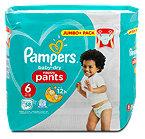 Pampers baby-dry Pants Gr. 6 (16+ kg) Jumbo Pack