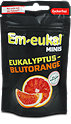 Em-eukal Minis Eukalyptus-Blutorange Erfrischungsbonbons