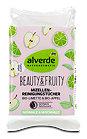 alverde Beauty & Fruity Mizellen-Reinigungstücher