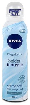 Nivea Pflegedusche Seiden-Mousse Creme Soft