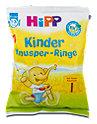 Hipp Kinder Knusper-Ringe mit feiner Käsenote