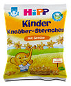 Hipp Kinder Knabber-Sternchen mit Gemüse