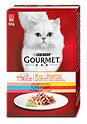 Gourmet mon Petit Katzenfutter Duetti mit Fisch & Fleisch