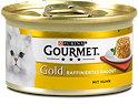 Gourmet Gold Katzenfutter Raffiniertes Ragout mit Huhn