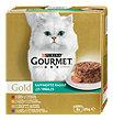 Gourmet Gold Katzenfutter Raffiniertes Ragout