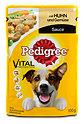 Pedigree Vital Protection Hundefutter Huhn & Gemüse in Sauce