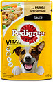Pedigree Vital Protection Hundefutter Huhn & Gemüse in Sauce