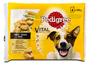 Pedigree Vital Protection Hundefutter Sauce