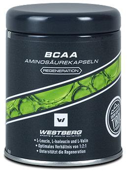 Westberg BCAA Aminosäurekapseln
