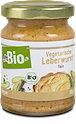 dmBio Vegetarische Leberwurst fein