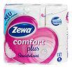 Zewa Comfort plus Toilettenpapier Streichelzart 4-lagig