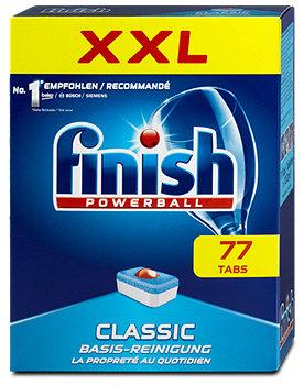 finish Powerball Classic Geschirrspüler Tabs