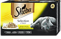 Sheba Selection in Sauce Katzenfutter Geflügel Variation
