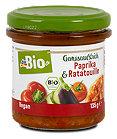 dmBio Gemüseaufstrich Paprika & Ratatouille