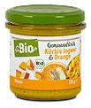 dmBio Gemüseaufstrich Kürbis Ingwer & Orange
