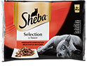 Sheba Selection Katzenfutter Herzhafte Komposition