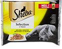 Sheba Selection in Sauce Katzenfutter Geflügel