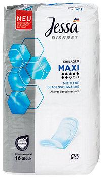 Jessa Hygiene-Einlagen Maxi