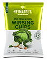 Heimatgut Wirsingchips Sour Cream & Onion
