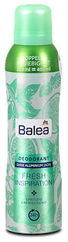 Balea Deodorant Fresh Inspiration