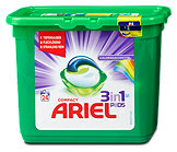 Ariel Colorwaschmittel Compact 3in1 Pods
