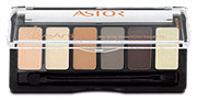 Astor EyeArtist Luxury Eye Shadow Lidschatten Palette