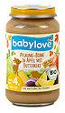 babylove Fruchtbrei Pflaume-Birne in Apfel mit Butterkeks