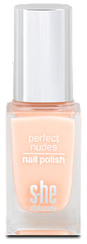 s.he stylezone Nagellack perfect nudes