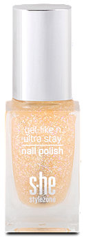s.he stylezone Nagellack gel-like'n ultra stay