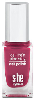 s.he stylezone gel-like'n ultra stay Nagellack