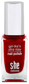 s.he stylezone gel-like'n ultra stay Nagellack
