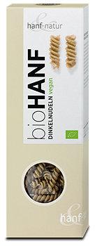 hanf&natur Bio Hanfdinkelnudeln