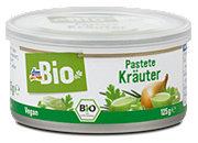 dmBio Pastete Kräuter