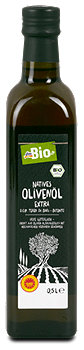 dmBio Natives Olivenöl Extra D.O.P. Terra Di Bari - Bitonto