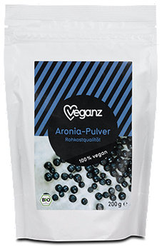 veganz Bio Aronia-Pulver
