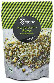 veganz Bio Hanfprotein-Pulver