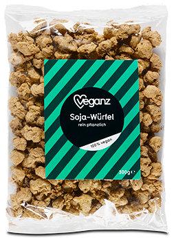 veganz Soja-Würfel