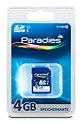 Paradies SDHC Speicherkarte 4 GB