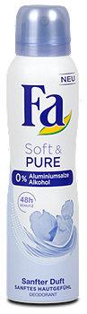 Fa Deodorant Soft & Pure