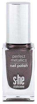 s.he stylezone Nagellack perfect metallics